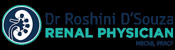 Dr Roshini D'Souza Logo
