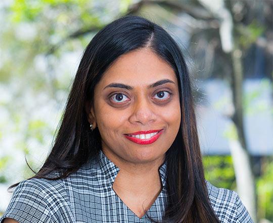 Dr Roshini D'Souza